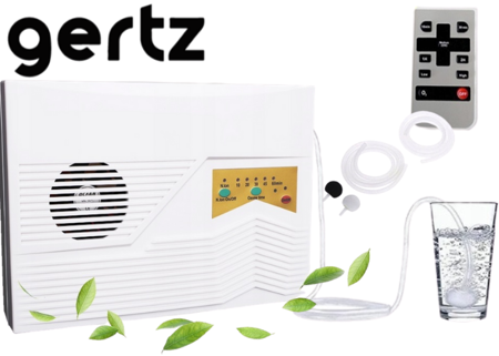 Generator ozonu OZONATOR JONIZATOR Gertz GL-2186 +Pilot