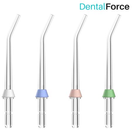 Końcówki do irygatora DentalForce - 4 sztuki